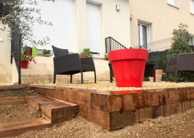 Création de jardin sur le Gard et l'Hérault