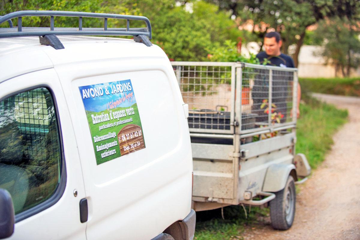 Des professionnels du jardinage pour vos jardins et espaces verts sur le Gard et l'Hérault