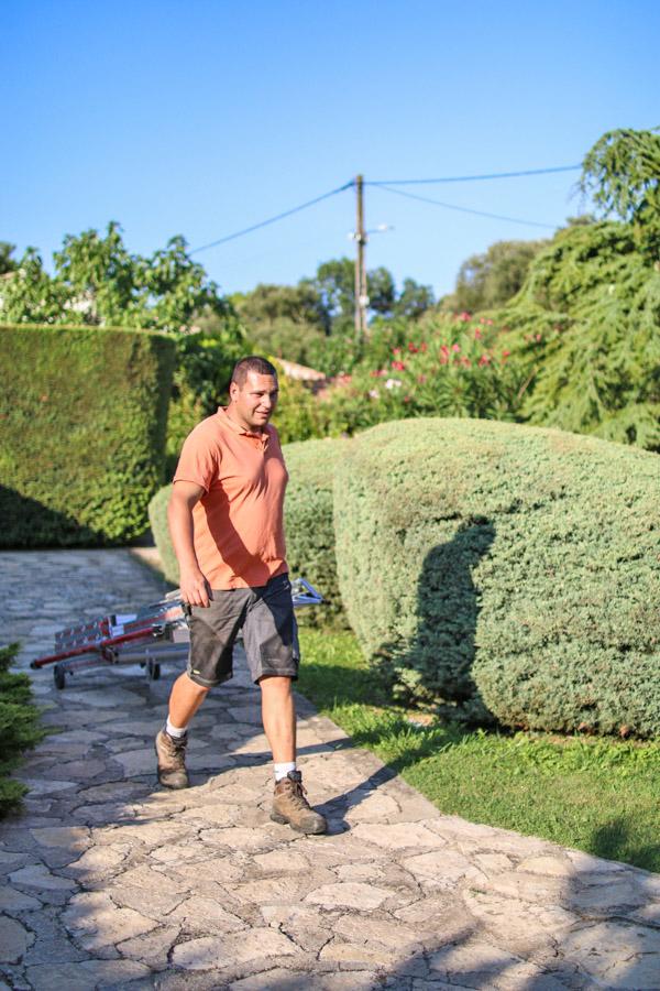 Et c'est parti pour un jardin et des espaces verts parfaits !