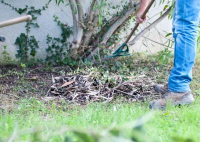 Ramassage de vos feuilles, nettoyage de vos jardins et espaces verts
