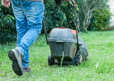 Confiez la tonte de vos jardins et espaces verts du Gard et de l'Hérault à des professionnels