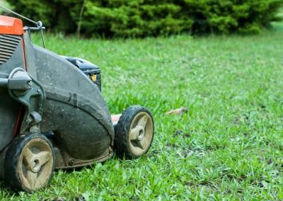 Tonte soignée de vos jardins et espaces verts du Gard et de l'Hérault