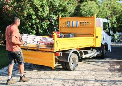 Une société au service de votre jardin et de vos espaces verts sur le Gard (30) et l'Hérault (34)