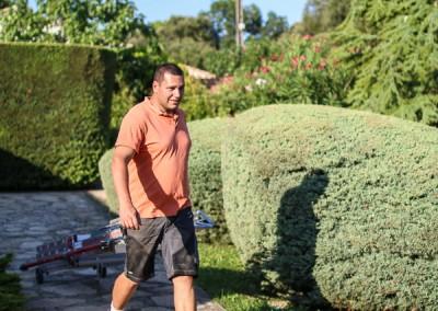 Une équipe de jardiniers professionnels à votre service pour tous vos espaces verts