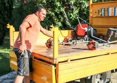 Des jardiniers professionnels à votre service sur les départements du Gard et de l'Hérault