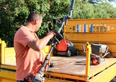 Des professionnels au service de votre jardin et de vos espaces verts